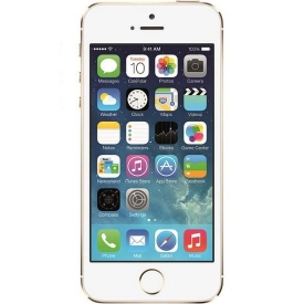 Apple iPhone 5S 16GB White/Gold Použitý