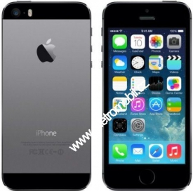 Apple iPhone 5S 16GB Space Grey-Černo-šedý použitý