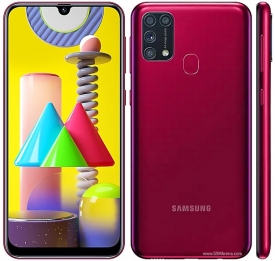 Samsung Galaxy M31 6GB/128GB Dual Sim Red