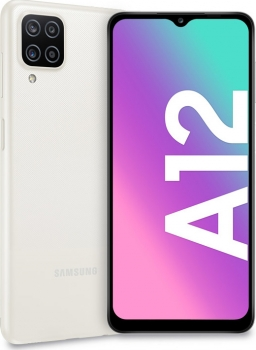 Samsung Galaxy A12 A125F 128GB White